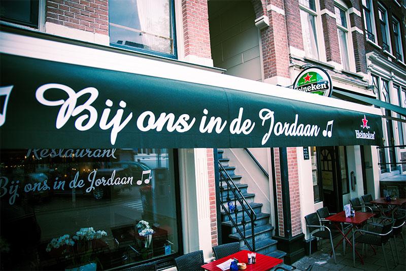 Bij ons in de Jordaan – Amsterdam Water
